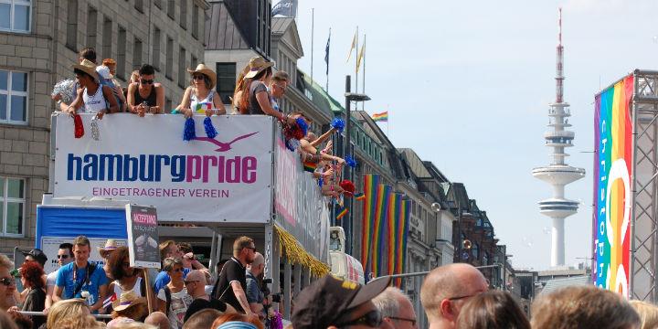 Hamburg bewirbt sich um EuroPride 2020
